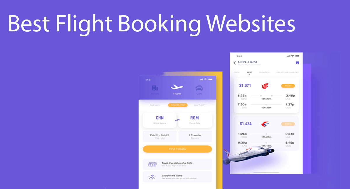 Best Flight Booking Websites Thumbnail