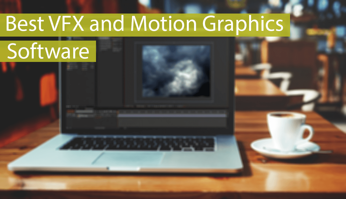 Best VFX and Motion Graphics Software Thumbnail