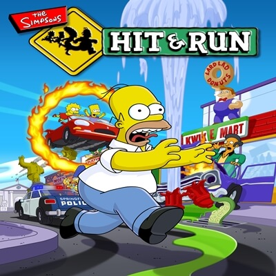 The Simpsons: Hit & Run – Download & System Requirements