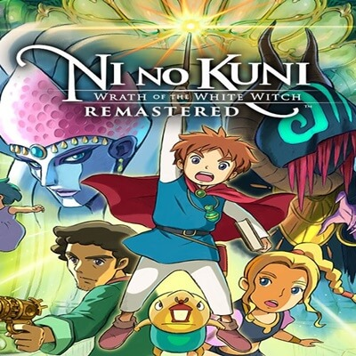 Ni No Kuni: Wrath of the White Witch – Download & System Requirements