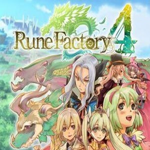 Rune Factory 4 – Download & System Requirements