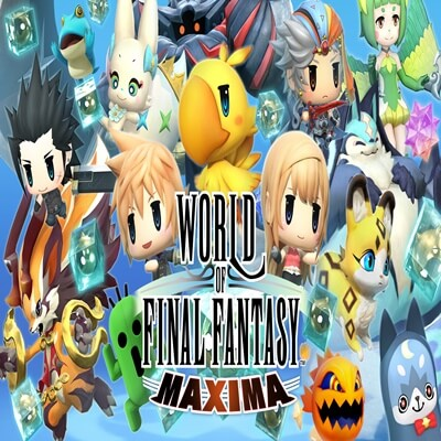 World of Final Fantasy Maxima – Download & System Requirements